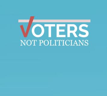 Voters not Politicians
